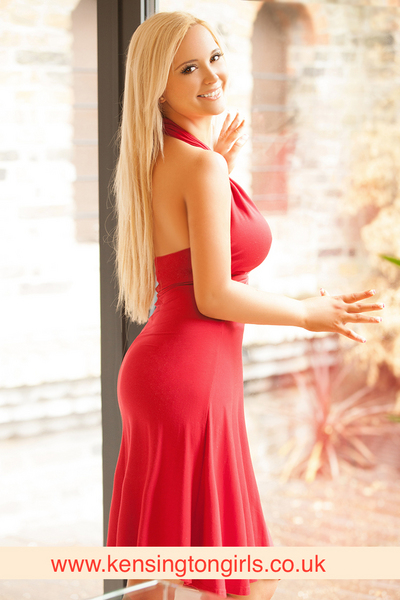 Donna, Escort in South Kensington