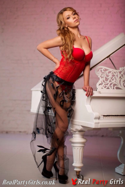 Sophia, Mayfair Escort