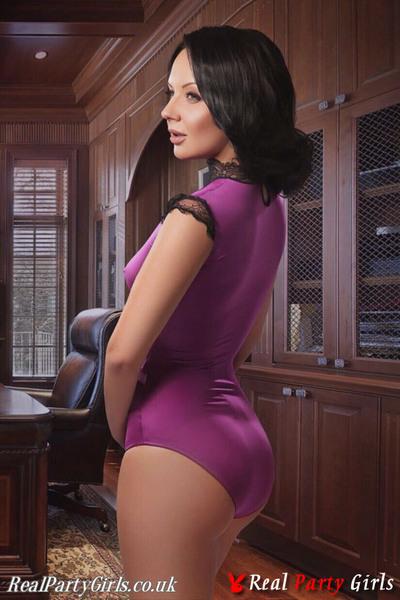 Samantha, Agency Escort