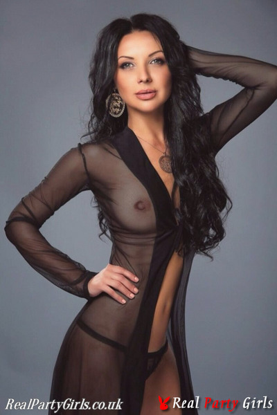 Samantha, Agency Escort