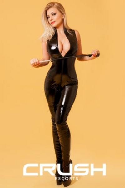 Mistress Raisa, Agency Escort