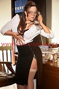 Christine, Independent Escort