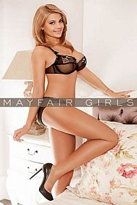 Catalina, South Kensington Escort