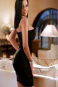 Antonia, Notting Hill Escort