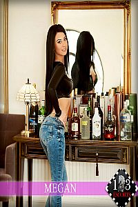 Megan, Paddington Escort