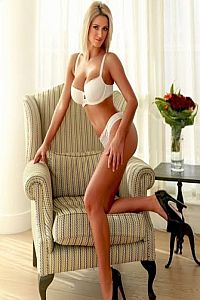 Inna, Agency Escort