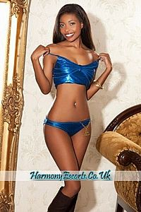 Imany, Escorts in London