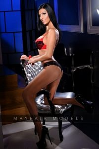 Kitty, Mayfair Escort